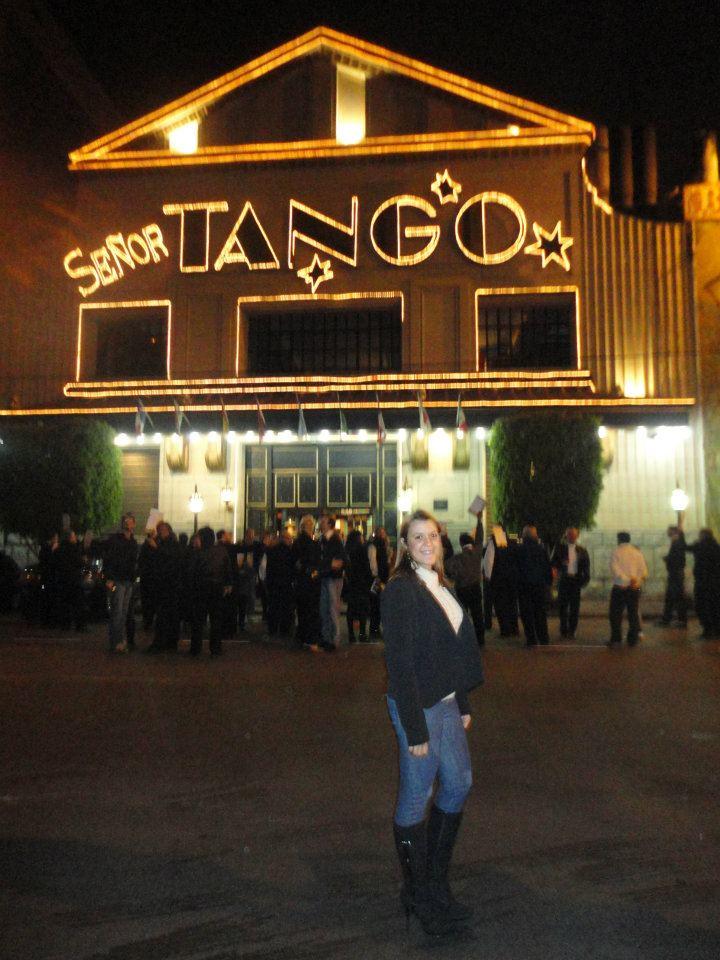 Show de Tango no Señor Tango (1/5)