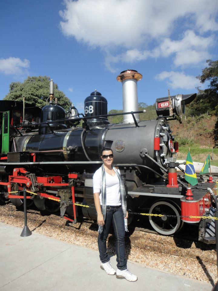 Trens de Passeio no Brasil!!! (2/4)