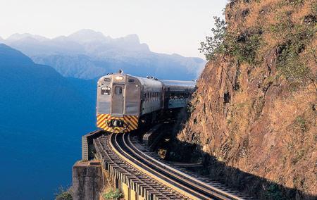 Trens de Passeio no Brasil!!! (4/4)