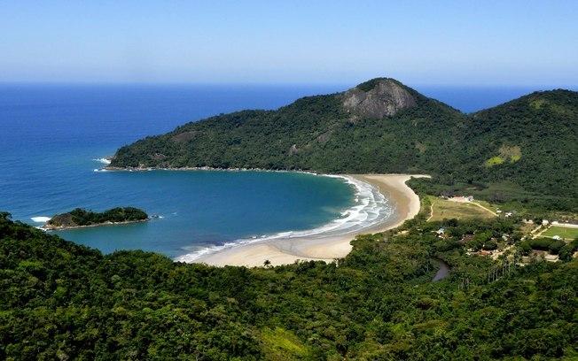 Praia de Dois Rios – Ilha Grande (1/6)