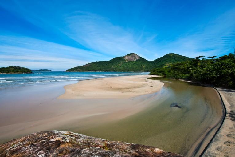 Praia de Dois Rios – Ilha Grande (2/6)