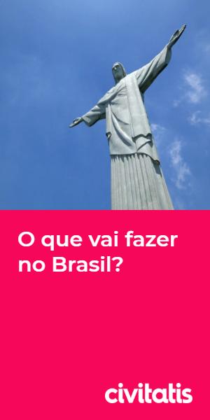 Passeios pelo Brasil